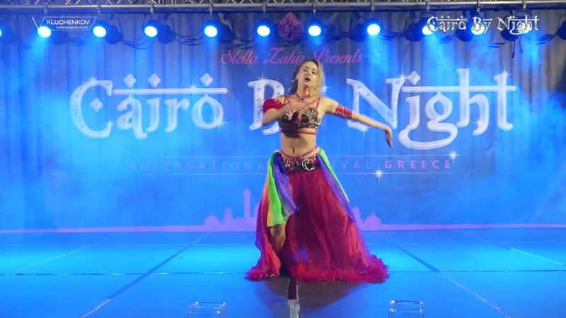 Alesia Domasevich-Petrova, Teachers Gala show Cairo By Night 2018