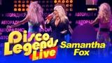 Samantha Fox - Disco Legends Live - Concert