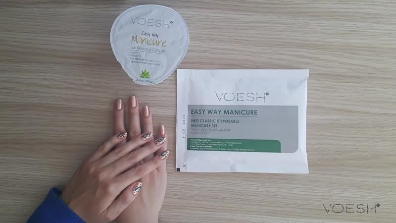 VOESH Easy Way Manicure
