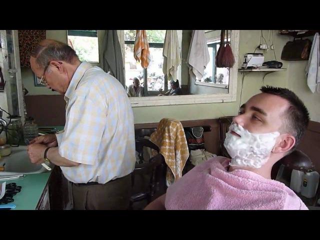 Milas Berber Shave - Part 1