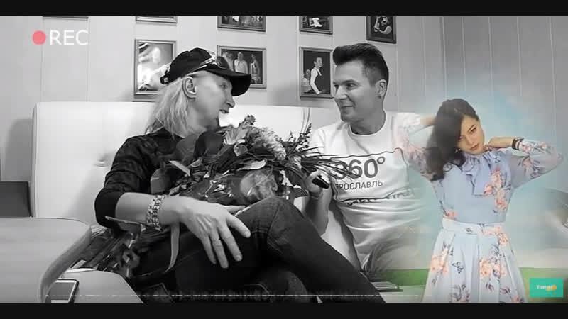 Эксклюзивное интервью лидера группы Рондо Александра Иванова сразу после концерта. Часть 1