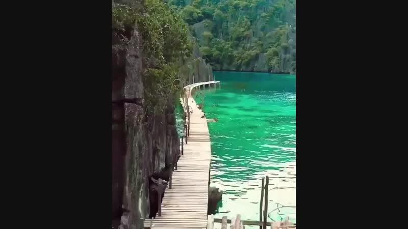 Красота на Палаване, Филиппины