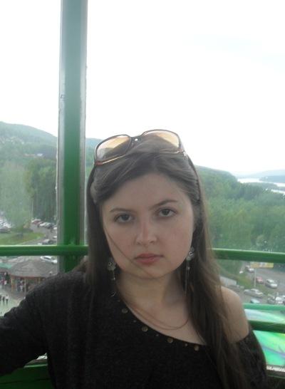 Анастасия Михеева, 11 мая 1987, Красноярск, id14763905