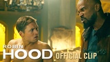 Robin Hood (2018 Movie) Official Clip See Who Bites Taron Egerton, Jamie Foxx
