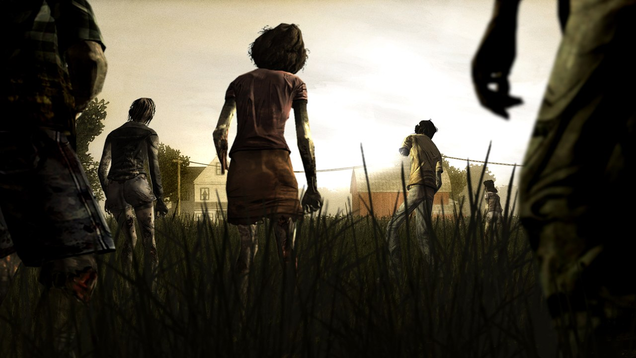 [Android]   Walking Dead first season (2013) [ENG][L]