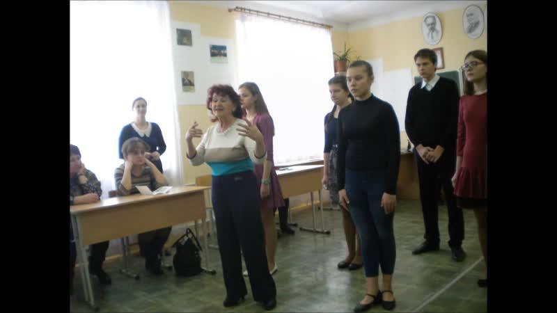 Выездной семинар в МКОУ Комсомольской СОШ