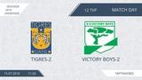 AFL18. America. Segunda. Tigers-2 - Victory Boys-2