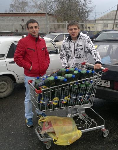 Эдик Булич, 21 октября , Тимашевск, id173530735