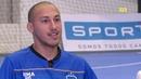 Marcelo Rodrigues conversou com os craques Danilo Baron e Café