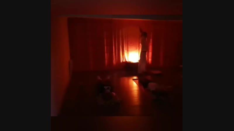 Йога в СПА-отеле Мишлен Детокс
