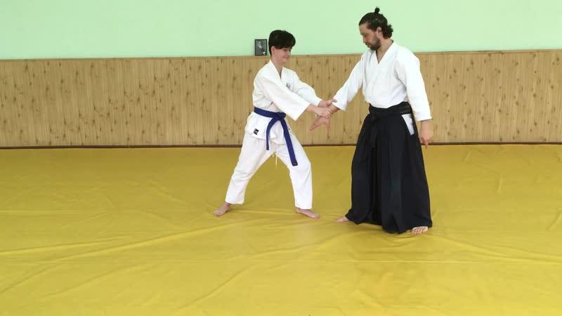 2 01 апреля 2018г., семинар Бастракова В.В. | Айкидо | 合気道 | Aikido