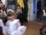 Новогодний утренник в детском садике Берёзка.