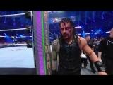 (WWE Mania) Brock Lesnar (c) vs. Roman Reigns Wrestlemania 34