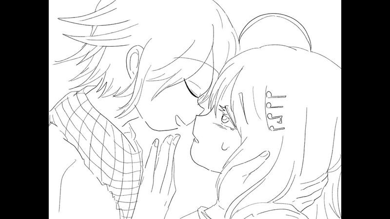 【ダンロンV3】キスをしながら唾を吐け【王馬】