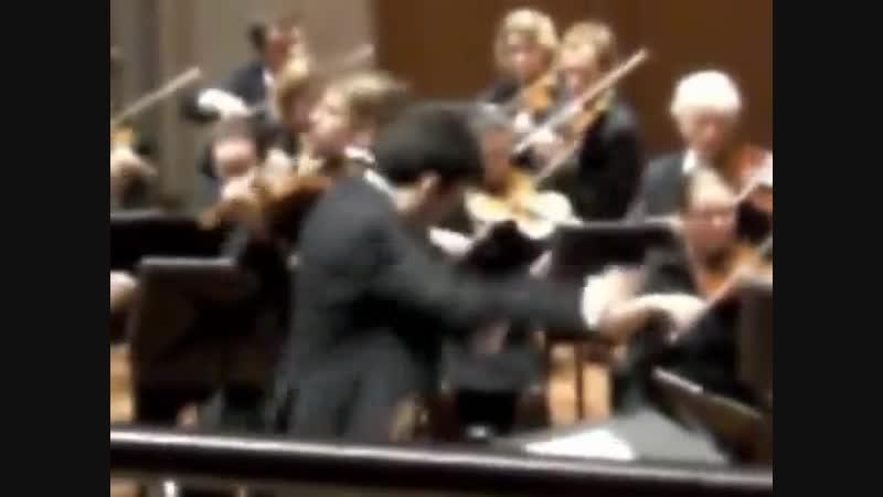 26.10.2008 Netherlands, Eindhoven Brahms Violin Concerto-4