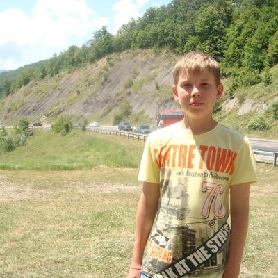 Жека Горский, 24 мая 1999, Солнечнодольск, id216308296