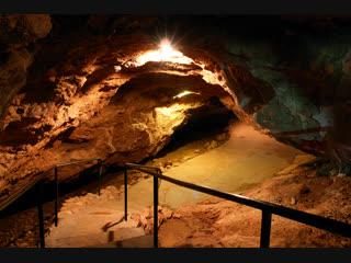 Кызыл-Коба – самая большая пещера Крыма