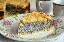 Маковый обалденный пирог