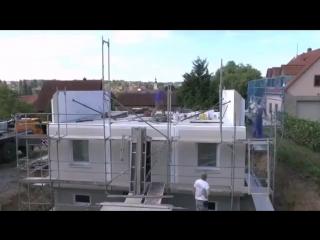 Строительсво домов в Германии