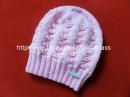 Ажурная, красивая детская шапка. Вязание спицами. Часть 1 KnittingHobby.