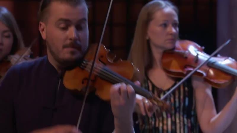 J S Bach G P Telemann A Vivaldi P Locatelli G Tartini La Voce Strumentale Dmitry Sinkovsky Ambronay 2018