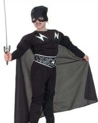 Костюм Зорро, Детский карнавальный костюм Зорро с мускулатурой.  Продавался по цене.  Подписаться.