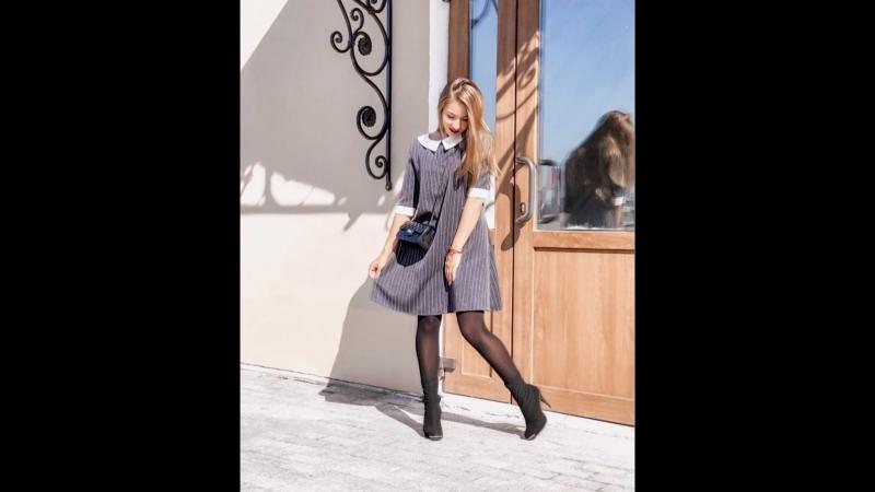 Погода радует ☀ Порадуй и ты себя ☺ Например новым платьем от @kmc irk ♥ Ты это заслужила 😉☝