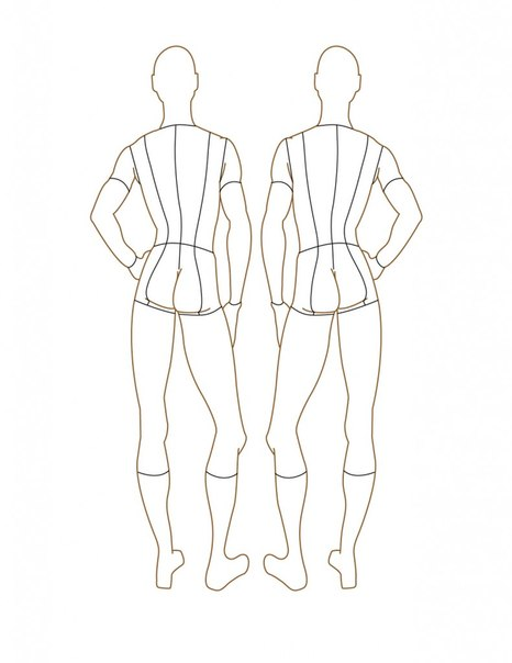 Fashion Design Body Outline Image Search Results m 61