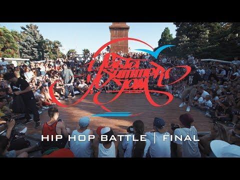 STANY THE REAL / БАРЫШЕВ / MICKEY / SIDOROV | HIP HOP BATTLE | FINAL | YALTA SUMMER JAM 2017