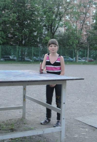 Алина Фёдорова, 8 февраля , Санкт-Петербург, id184716805