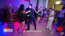 Dmitry Landman and Asya Makeyeva Salsa Dancing in Lendvorets at The Third Front 2018, Fri 03.08.2018