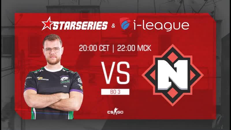 Virtus.pro vs Nemiga, bo3. StarSeries i-League S7