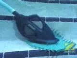 Полуавтоматический пылесос для бассейна.flv