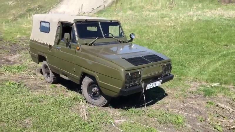 Авто обзор УАЗ Ягуар
