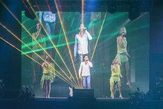 Андрей Саванин и дуэт «Леди» - Вокальная группа на
