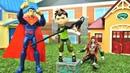 Ben 10 Türkçe - Cartoon Network. Superman Hex'e karşı!