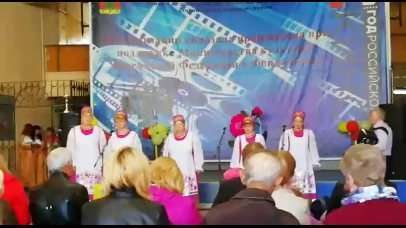 4 мая фестиваль Играй и пой Бежецкая гармонь