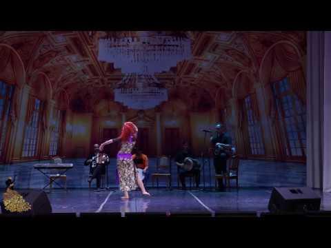 Милена Вольская Балади прогрессия на фестивале Arabian Queen 2019