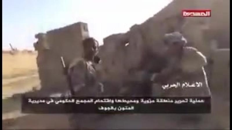 ансаралла Зачистка территории Мазувия и прилегающих районов, и штурм крысиного штаба в области Матун