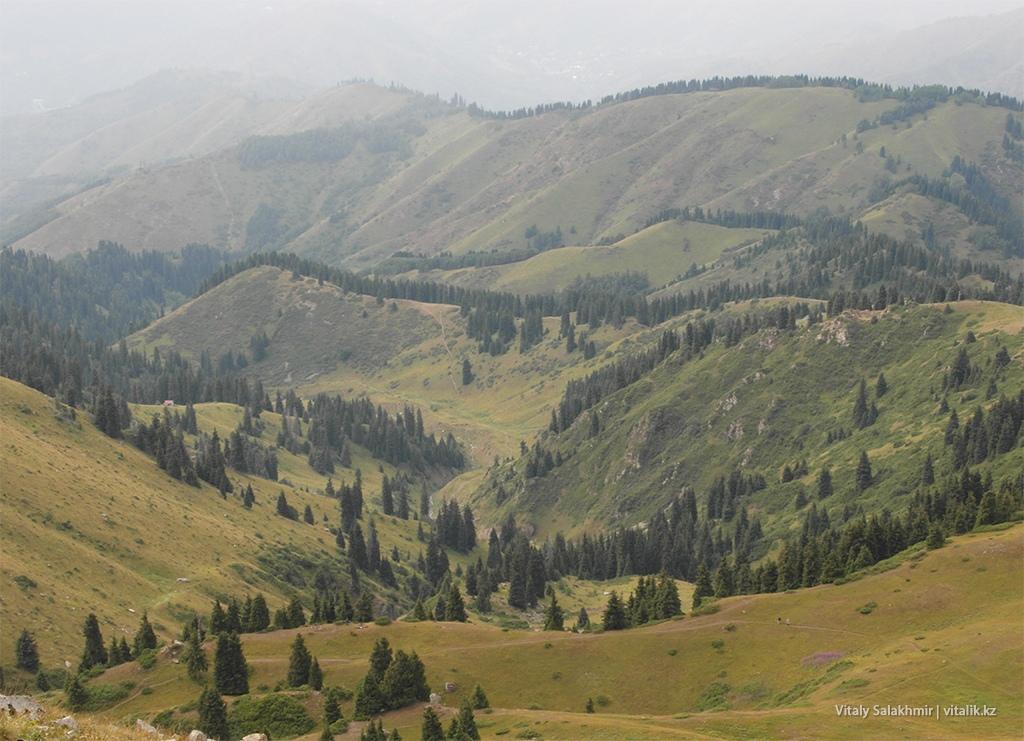 Обзор тропы Фурмановка пешком