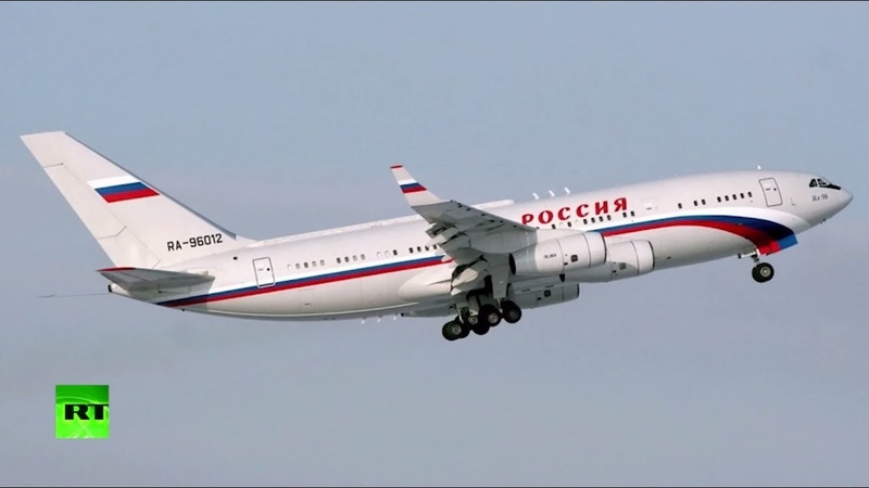 Сюжет с борта №1 школьник из Башкирии опубликовал кадры с самолёта Путина