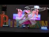 Крылья шоу-bellydance - танцевальная школа Диваданс
