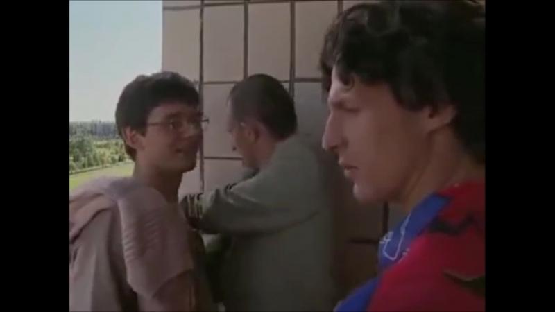 Агентство НЛС 9 серия 2001 Причём тут клаустрофобия