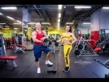 Спортивная фотосессия для клуба PARIS LIFE fitness на Лобненской