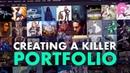 Creating a Killer Portfolio