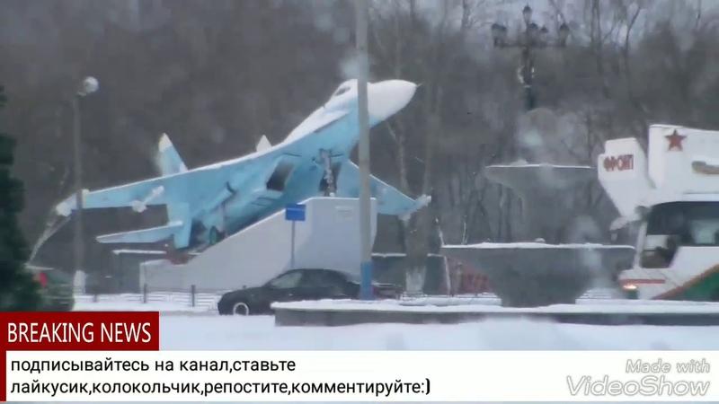 Поездка в Россию декабрь 2018:центр Ногинска с СУшкой ,храм в Сергиев-Посаде,Монастырь Матроны МСК.