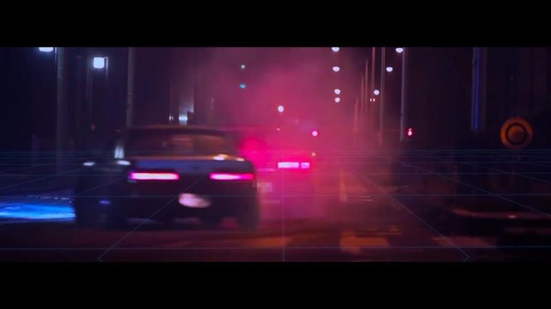Japanese Cars Night Race
