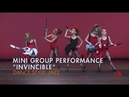 Dance Moms The Mini's Group Dance Invincible