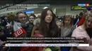 Новости на Россия 24 • В Москве встретили триумфатора детского Евровидения Полину Богусевич