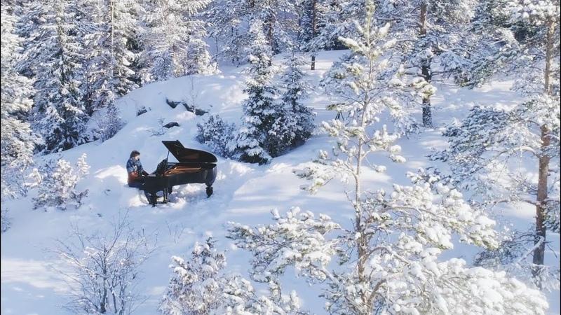 Рояль на горе. Музыка сфер. PavelAndreevMusic